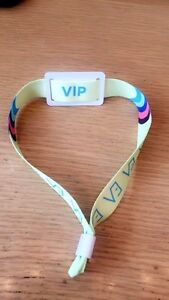 Everafter music festival 2017 VIP band