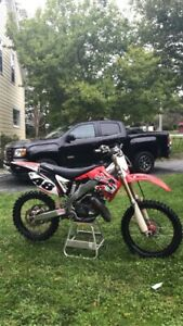 2005 Cr125r  (SOLD)