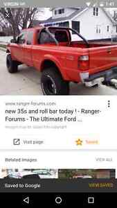 I'm looking for a Roll cage for a Ford ranger