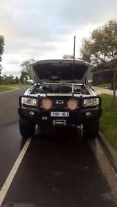 2008 Nissan Patrol Wagon Melbourne CBD Melbourne City Preview