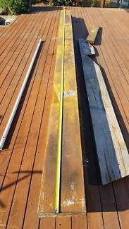 Only $60 each - 3 x laminated manufactured timber beams