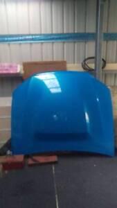 Ford Falcon XR8 bonnet Bannockburn Golden Plains Preview