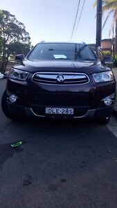 Urgent sale Holden Captiva 2012 LX 7 seater wagon Bankstown Bankstown Area Preview