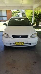2005 HOLDEN ASTRA 5 SPEED MANUAL Moree Moree Plains Preview