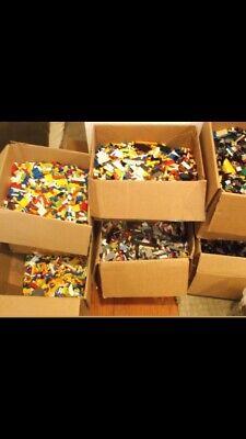100% Genuine LEGO 6 LB Lots pounds Bulk Lot Misc. Star Wars. Batman. Minecraft
