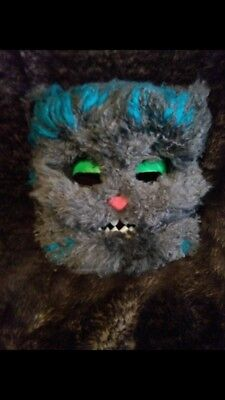 Halloween Cheshire Cat tim burton alice in wonderland mask - Cheshire Cat Halloween Mask
