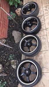 RS GT Rims/Wheels 5x100 & 5x114 Attwood Hume Area Preview