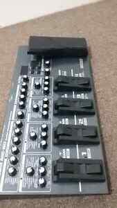Urgent multiple guitar sound effect processor selling Allawah Kogarah Area Preview