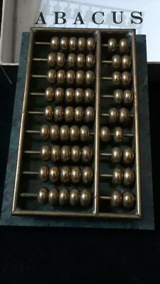 Abacus with instruction manual, great toy for little mathematicians