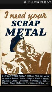 Wanted scrap metal  Park Ridge South Logan Area Preview