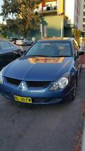2004 Mitsubishi Magna Sedan TL 4 Speed Auto CHEAP RELIABLE CAR Canley Heights Fairfield Area Preview