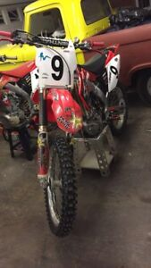 Crf250r Dirtbike