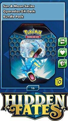 1 x Pokemon TCGO Gyarados-GX deck Digital Online - Ingame Trade