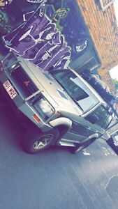 1997 Mitsubishi Pajero Wagon Melbourne CBD Melbourne City Preview