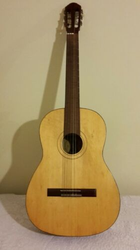 Vintage Oscar Teller Meisterwerkstatt im Gitarrenbau 1974 Guitar