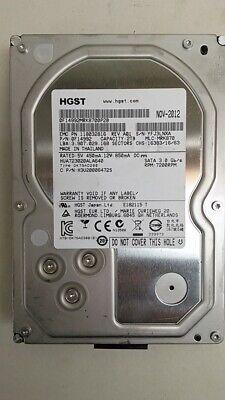 HGST  HUA723020ALA640 UltraStar7K3000 2TB 3.5