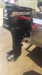 2011 30hp mercury outboard motor Hope Island Gold Coast North Preview
