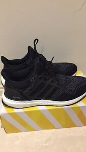 Ultraboost 1.0 core black Melbourne CBD Melbourne City Preview