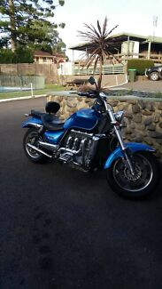 Triumph Rocket lll Motorcycle