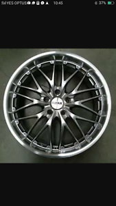 "Swap/sell 20"" GMAX wheels Arundel Gold Coast City Preview"