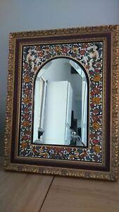 Mirror. Miroir - France - Mirror. Miroir 61x48 cm 24.01x18.89 pouces - France