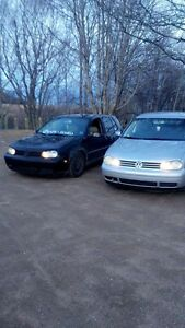 For sale or trade 2000 golf tdi stage 3