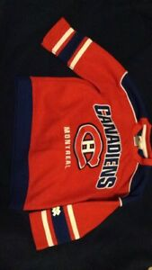 Montreal Canadian Jersey Size 3