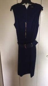 Le Chateau midnight blue evening dress!