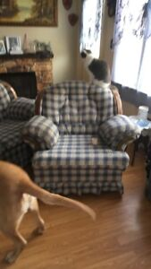 Couch chair set