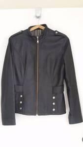 Genuine premium goat leather jacket Cremorne North Sydney Area Preview