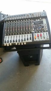 Behringer Europower PMP4000 1600W Powered Mixer w/ FX Cranbourne East Casey Area Preview