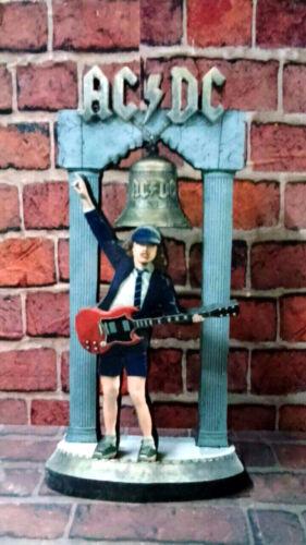 ANGUS YOUNG - AC/DC - 22 cm Figure IV Mdf Vinyl/plot - Argentina