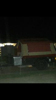 Gic camper trailer