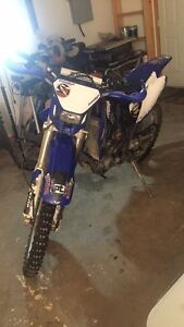 WR400F 3200$ plenty of extras