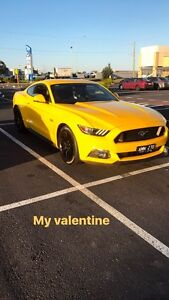 2017 Ford Mustang Coupe Melbourne CBD Melbourne City Preview