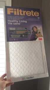 Filtrete Furnace Filter 14x25x1