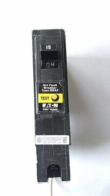 Eaton Br115af Arc Fault Circuit Breaker 15 Amp 120 Volt 1 Pole Tested
