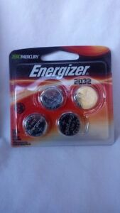 Fantastic Deal on Energizer CR2032 and CR2025 Lithium Batteries