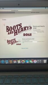 Boots & Hearts Tickets