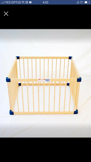 Wanted: Wanting to buy a wooden play pen