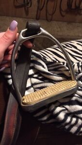 Looking for Flex stirrups/ Stubben for sale