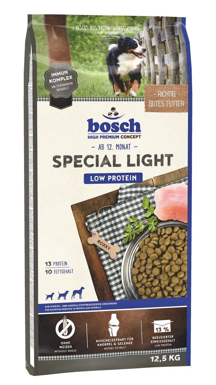 bosch Special Light 12,5kg Diät Hundetrockenfutter Spezialfutter Stoffwechsel
