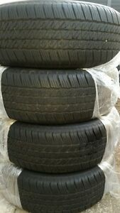 Near new tyres for sale CHEAP! Macquarie Fields Campbelltown Area Preview