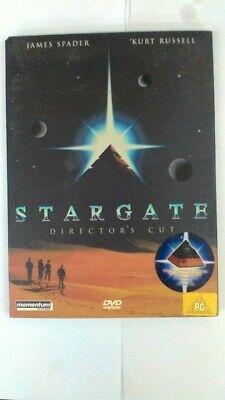 STARGATE DVD Limited Edition Folding Pyramid Box