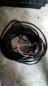 50 foot Speaker  Cables for Band Equipment