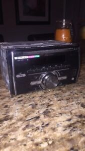 Double Din Stereo Deck