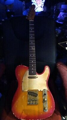 Telecaster Style RELIC Guitar