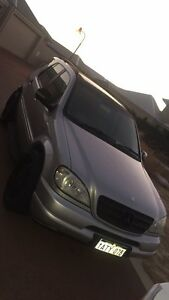 NEED GONE TODAY MERCEDES BENZ ML430 *URGENT SALE* Thornlie Gosnells Area Preview