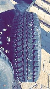 UniRoyal winter tires and rims