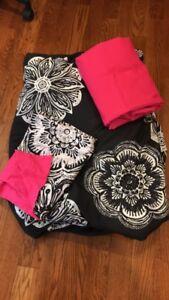 Comforter Set and Sheets